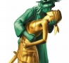 Funny Pictures - Statue Couple