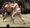 Funny Links - Sumo Wrestlers Knock Out Ref