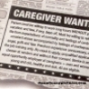 Funny Pictures - Caregiver Wanted