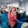 Funny Links - Loud Office Girl Gets Owned