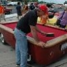 Cool Pictures - VS Bus Snooker Table