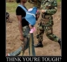 Funny Pictures - Think Your Tough?
