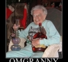 Cool Pictures - Track Suit Granny
