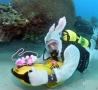 Easter Funny Pictures - Underwater Easter Hunt