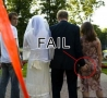 Funny Pictures - Unfaithful Wedding