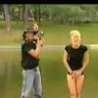 Funny Links - Sexy Lady On Fishing Line
